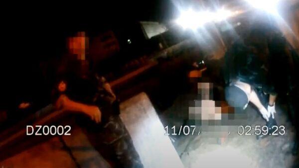 В Свислочи ночью тонул человек - Sputnik Беларусь
