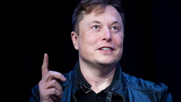 Гендиректор SpaceX Илон Маск - Sputnik Беларусь