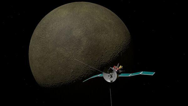 Планета Меркурий - Sputnik Беларусь