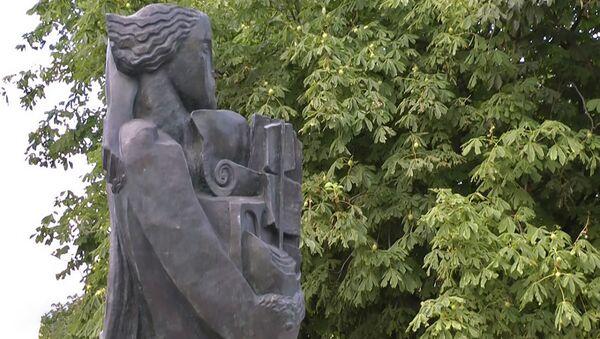 Мінск, Парыж або Манака: дзе можна свабодна ўбачыць скульптуру Цадкіна - Sputnik Беларусь