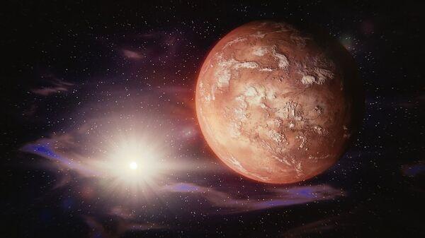 Планета Марс - Sputnik Беларусь
