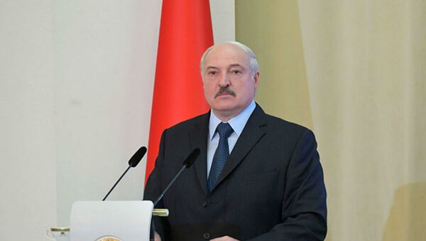 Аляксандр Лукашэнка - Sputnik Беларусь