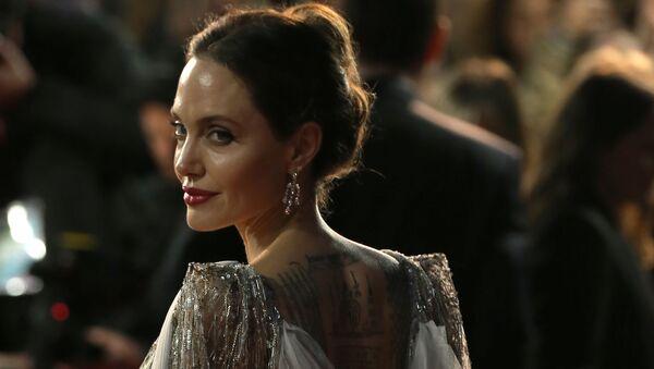 Анджелина Джоли, архивное фото - Sputnik Беларусь