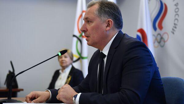 Президент Олимпийского комитета России (ОКР) Станислав Поздняков - Sputnik Беларусь