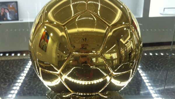 Золотой мяч - Sputnik Беларусь