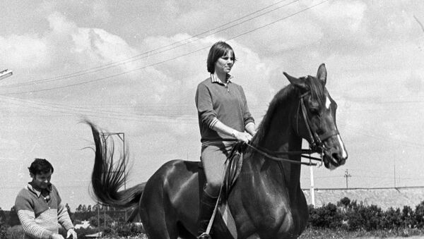 Руды улюбёнец лёсу: у Ратамцы жыў самы шчаслівы конь - Sputnik Беларусь