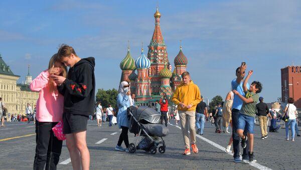 Адпачынак гараджан у Маскве - Sputnik Беларусь