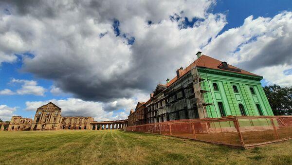 Дворец в Ружанах - Sputnik Беларусь