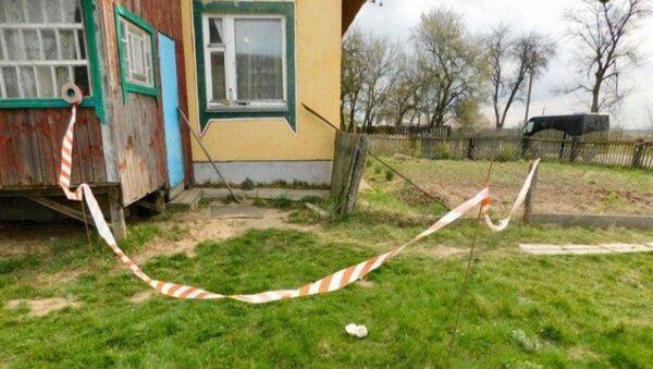 Пьяный отец упал с трехмесячным сыном на руках - ребенок погиб - Sputnik Беларусь
