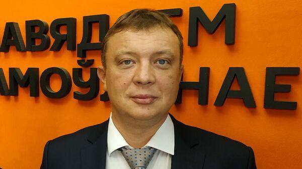 Политолог Семен Уралов - Sputnik Беларусь