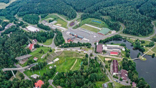 Республиканский центр олимпийской подготовки по зимним видам спорта Раубичи - Sputnik Беларусь