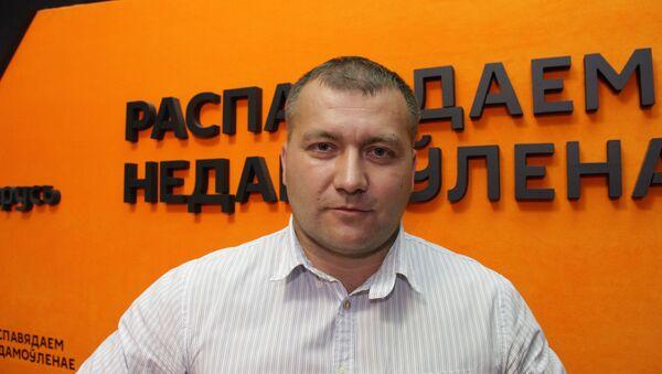 Старшыня праўлення Рэспубліканскага саюза турыстычнай індустрыі Філіп Гулы - Sputnik Беларусь
