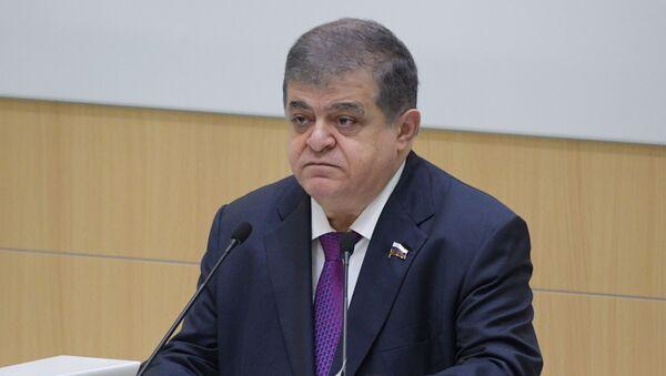 Сенатор Владимир Джабаров, архивное фото - Sputnik Беларусь