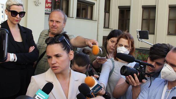 Итоги встречи в ЦИК: состоятся ли пикеты и митинги альтернативных кандидатов? - Sputnik Беларусь