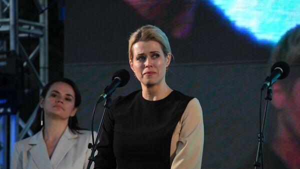Вероника Цепкало - Sputnik Беларусь