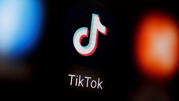 Логотип TikTok - Sputnik Беларусь
