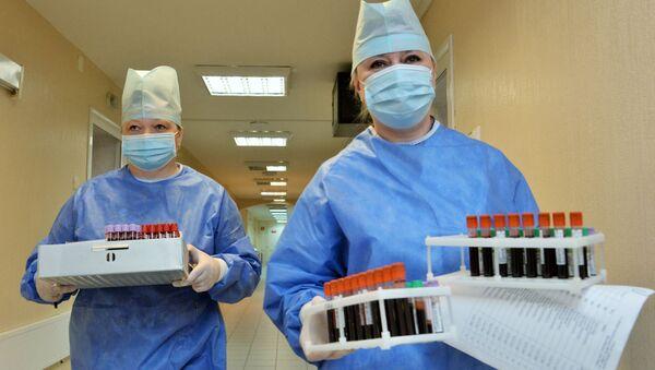 Выпрабаванне вакцыны супраць COVID-19 у Расіі - Sputnik Беларусь
