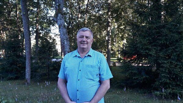 Профессор кафедры военно-полевой хирургии Белорусского государственного медицинского университета Сергей Жидков - Sputnik Беларусь