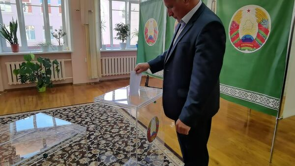 Губернатор Витебской области - Sputnik Беларусь