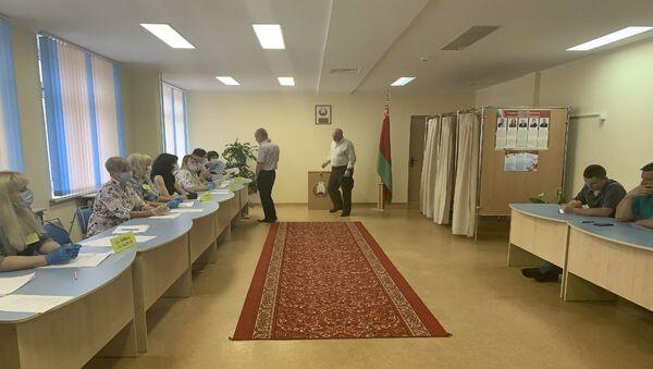 Голосование в Гродно - Sputnik Беларусь