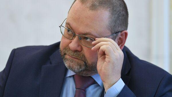 Председатель Комитета Совета Федерации по федеративному устройству, региональной политике, местному самоуправлению и делам Севера Олег Мельниченко - Sputnik Беларусь