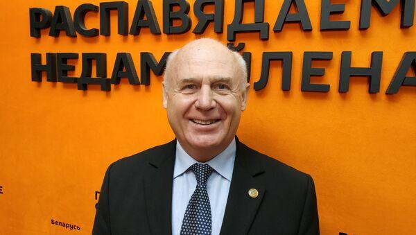 Лидер Республиканской партии труда и справедливости Василий Заднепряный - Sputnik Беларусь