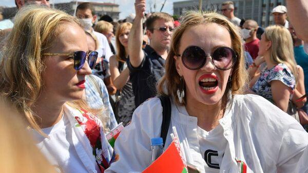 Сестры Груздевы - Sputnik Беларусь