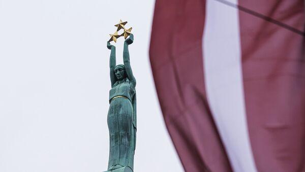 Празднование Дня независимости Латвии - Sputnik Беларусь