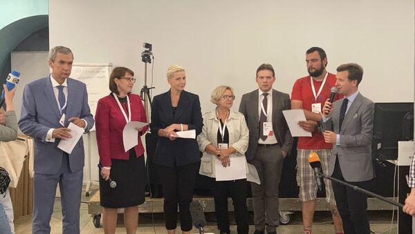 Заседание Координационного совета в Минске - Sputnik Беларусь