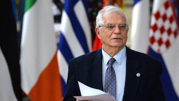 Верховный представитель Евросоюза по иностранным делам и политике безопасности Жозеп Боррель - Sputnik Беларусь