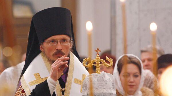 Епископ Борисовский и Марьиногорский Вениамин - Sputnik Беларусь