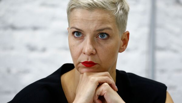 Мария Колесникова - Sputnik Беларусь