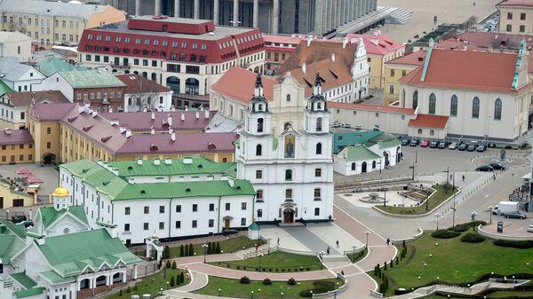 Свято-Духов кафедральный собор в Минске - Sputnik Беларусь
