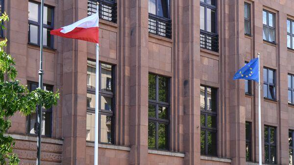 Здание МИД Польши в Варшаве - Sputnik Беларусь
