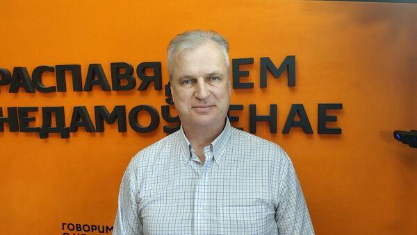 Общественный деятель, публицист Андрей Иванов - Sputnik Беларусь