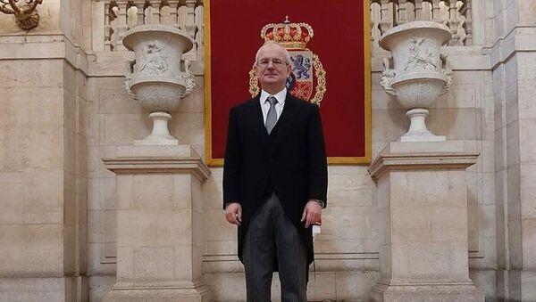 Павел Пустовой  - Sputnik Беларусь