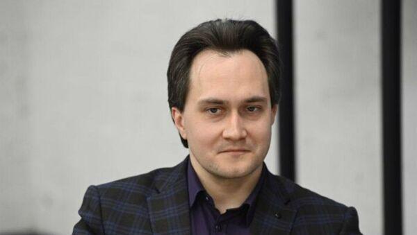 Заместитель генерального директора российского Института национальной энергетики Александр Фролов - Sputnik Беларусь
