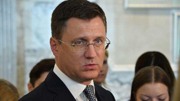 Глава Минэнерго России Александр Новак - Sputnik Беларусь