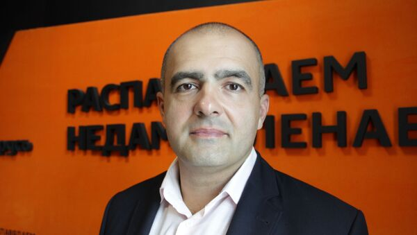Алег Гайдукевіч - Sputnik Беларусь