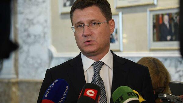 Глава российского Минэнерго Александр Новак - Sputnik Беларусь