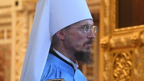 Возведение в сан митрополита нового главы Белорусской православной церкви - Sputnik Беларусь
