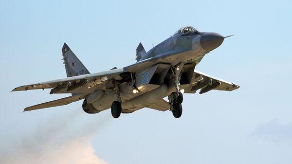 Истребитель МиГ-29 - Sputnik Беларусь