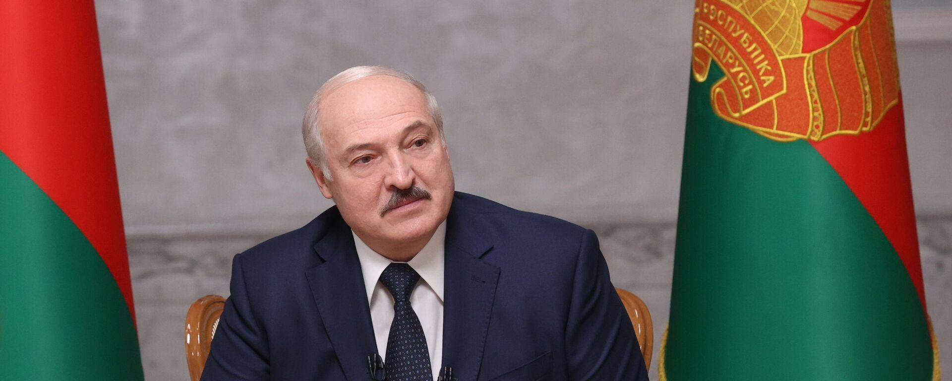 Аляксандр Лукашэнка - Sputnik Беларусь, 1920, 22.10.2020