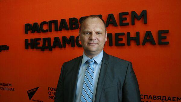 Латвийский политик, экс-депутат Рижской думы Руслан Панкратов - Sputnik Беларусь