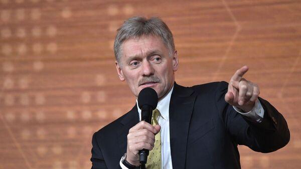 Заместитель руководителя администрации президента, пресс-секретарь президента РФ Дмитрий Песков - Sputnik Беларусь