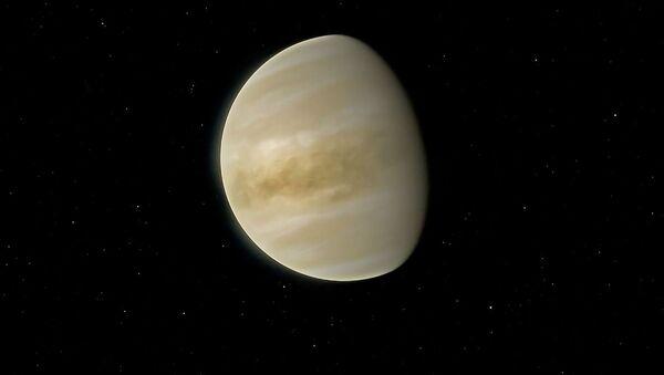 Астраномы выявілі ў атмасферы Венеры фасфін. Што гэта значыць - відэа - Sputnik Беларусь