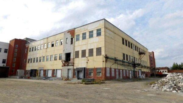 Рабочий в Бобруйске упал на стройке с высоты и умер  - Sputnik Беларусь