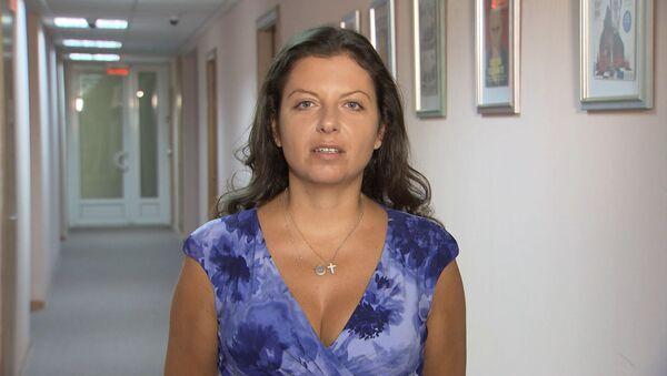 Маргарита Симоньян пожелала удачи участникам конкурса Ты супер! – видео - Sputnik Беларусь