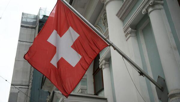 Государственный флаг Швейцарии - Sputnik Беларусь