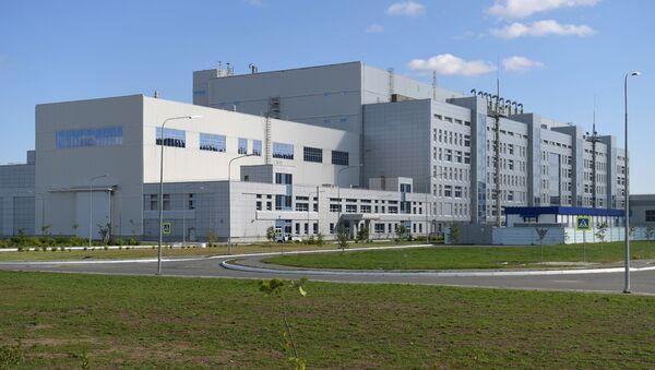 Тэхнічны комплекс касмадрома Усходні - Sputnik Беларусь